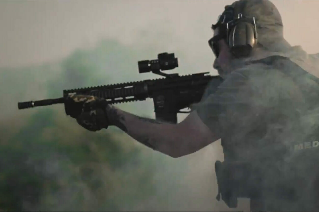 Airsoft video